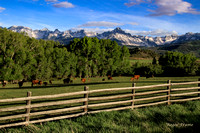 Ralph Lauren's Ranch, Ridgeway, CO